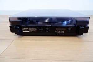 Audio Technica AT-LP60X 背面